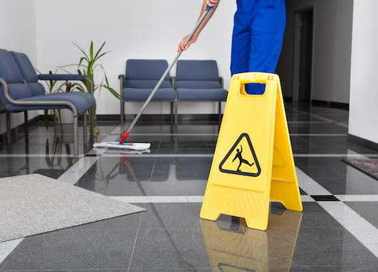 Hire a Janitorial Company