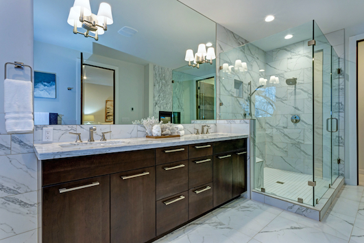 Residential Bathroom Cleaning